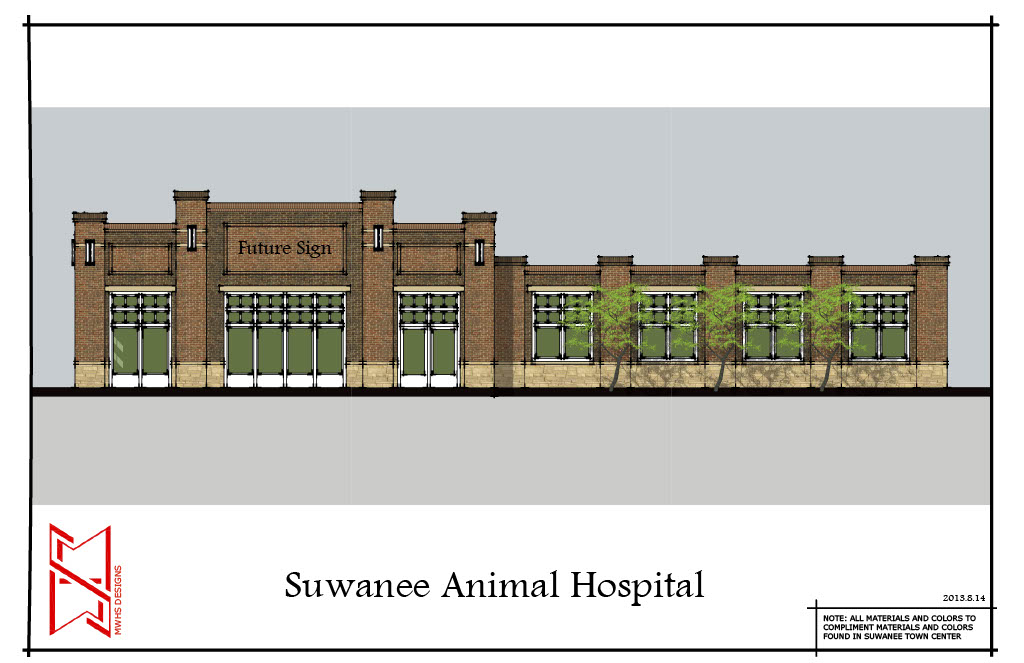 New Facility for Suwanee Animal Hospital